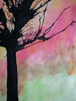 Ink-tree
