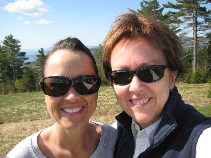 Erin&Me-in-Maine